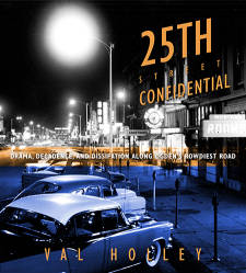25th Street Confidential by Val Holley Book Cover