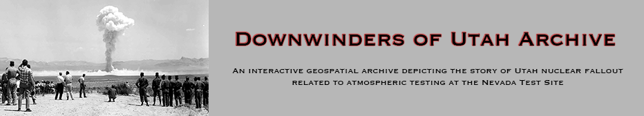 Downwinders Project Banner