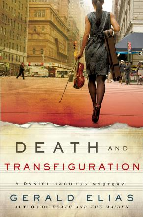 Book cover Death and Transfiguration by Gerald Elias
