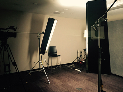 video studio photo