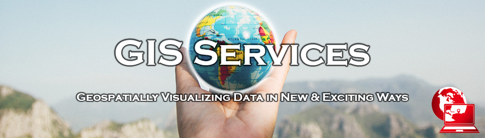 GIS Services: Geospatially Visualizing Data in new & exciting ways