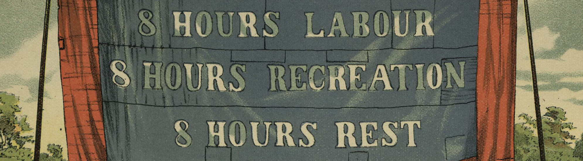 Feature image of BOOK OF THE WEEK — THIRTY YEARS OF LABOR, 1859-1889 : An Open Book Blog Post