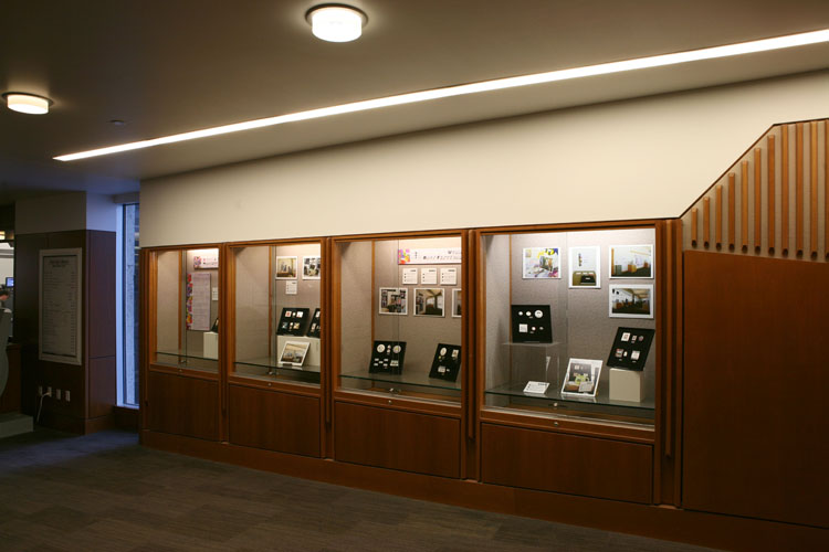 Level 2 Display Cases