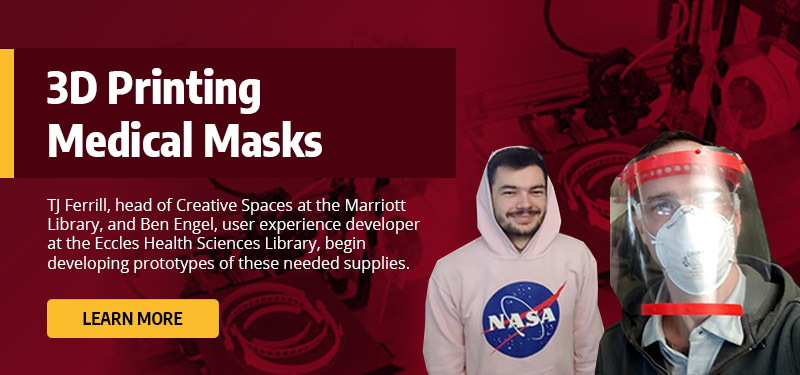 3d printing medical masks