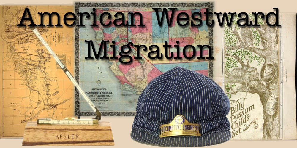 American Westward Migration collection