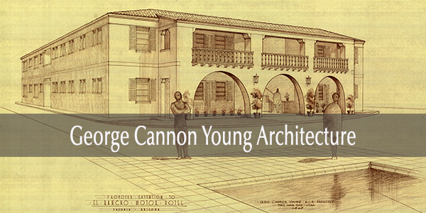 George Canon Young Architecture Collection
