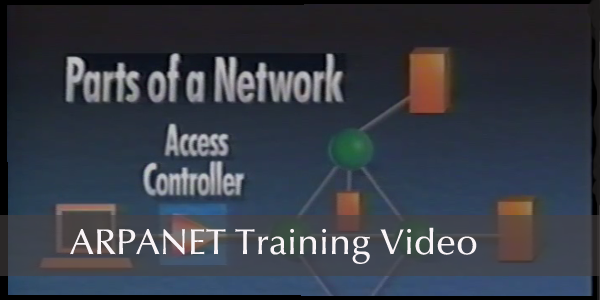 ARPANET Training Video