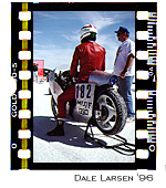 1996 Salt Flats speed trials