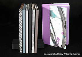image of case bound books