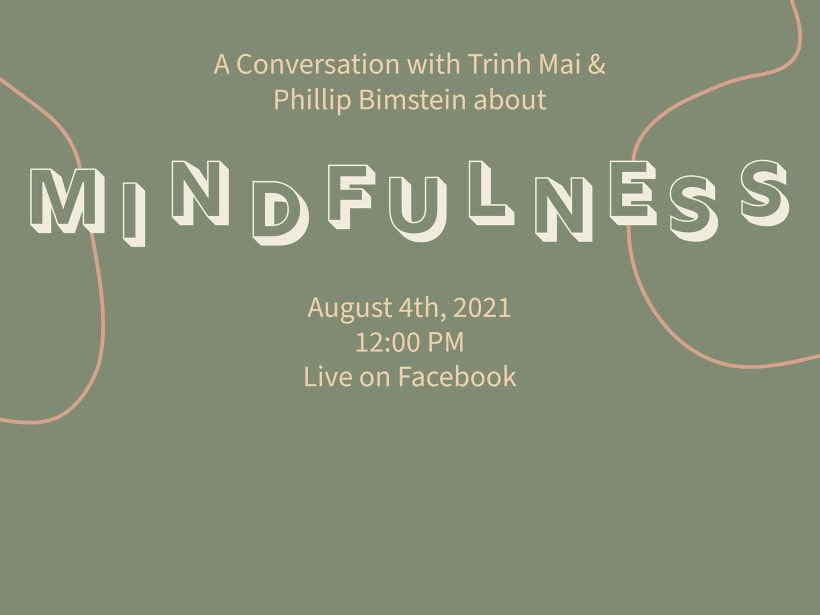 text only a conversation with trinh mai and philip bimstein