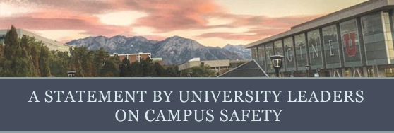 campus safety slide