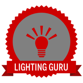 lighting guru badge