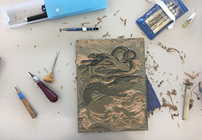 image of Lino block
