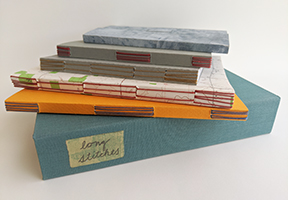 image of long-stitch books