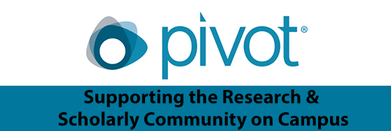 Pivot: Supporting the Research & Scholarly Community on Campus