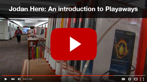 An Introduction to Playaways