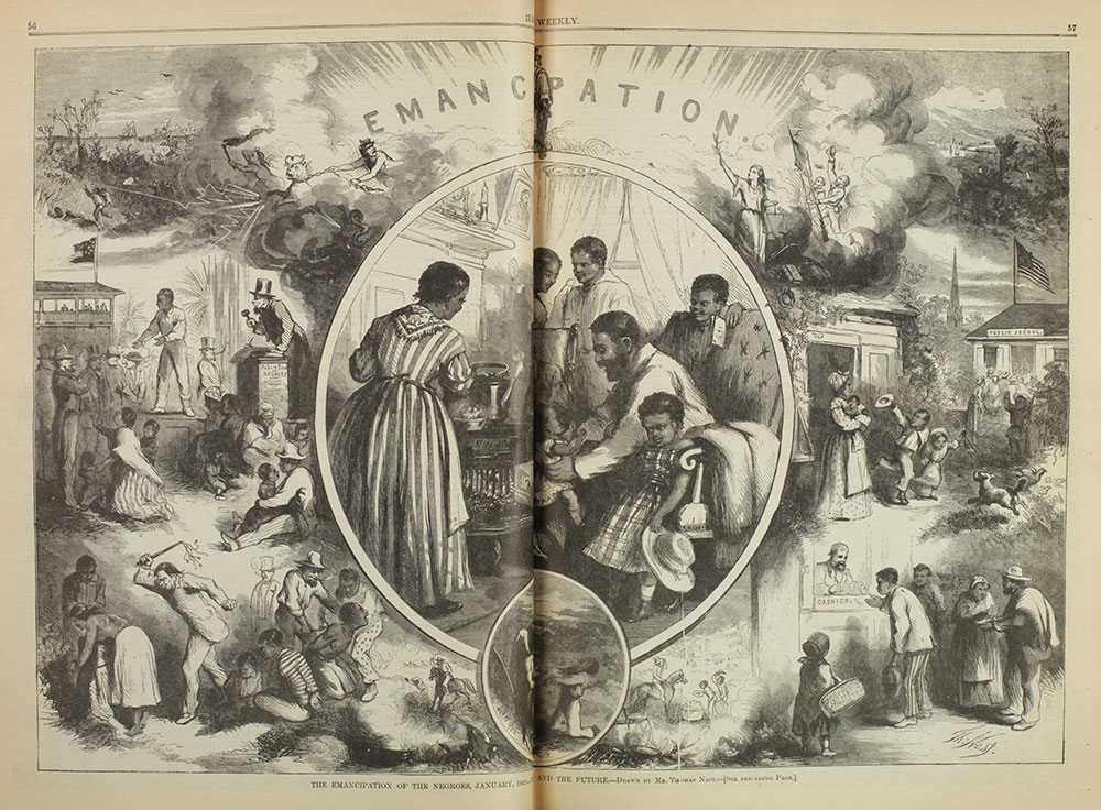 Harper's Weekly, January 24, 1863