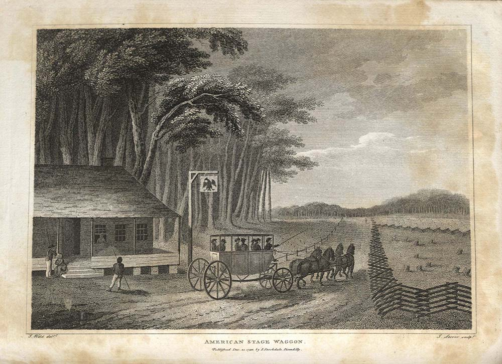 Weld, Travels…, 1799