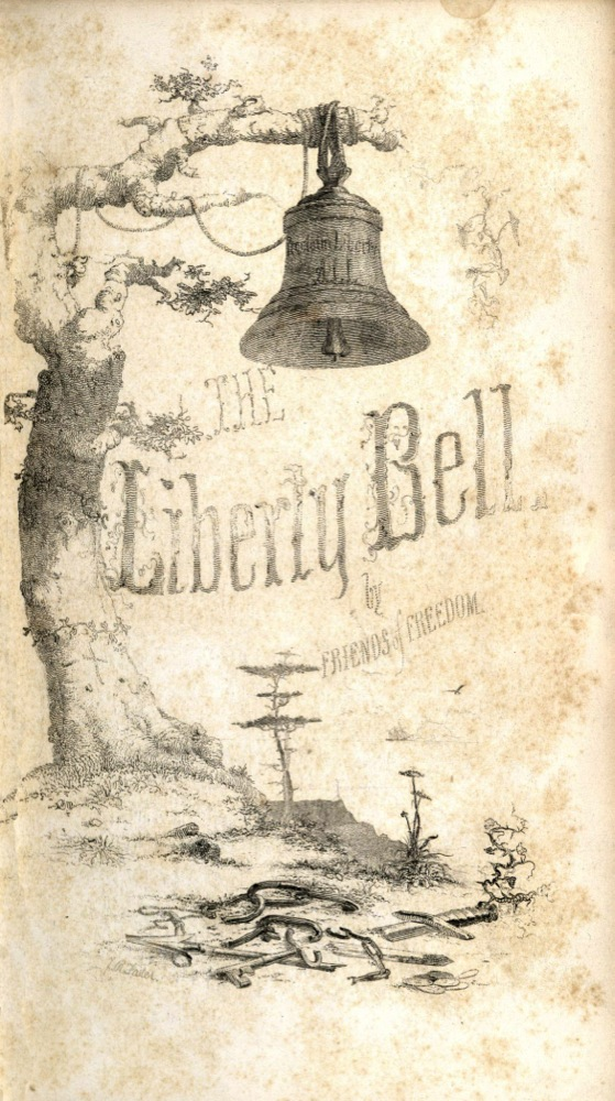 The Liberty Bell, 1853