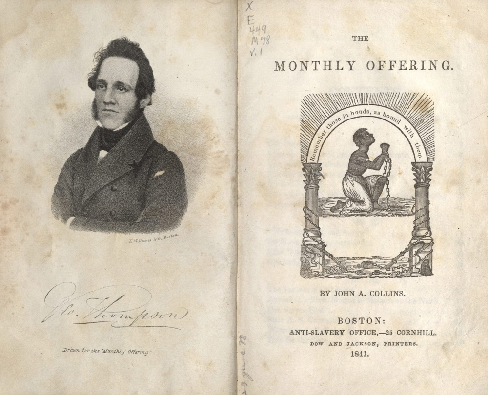 The Monthly Offering, 1841