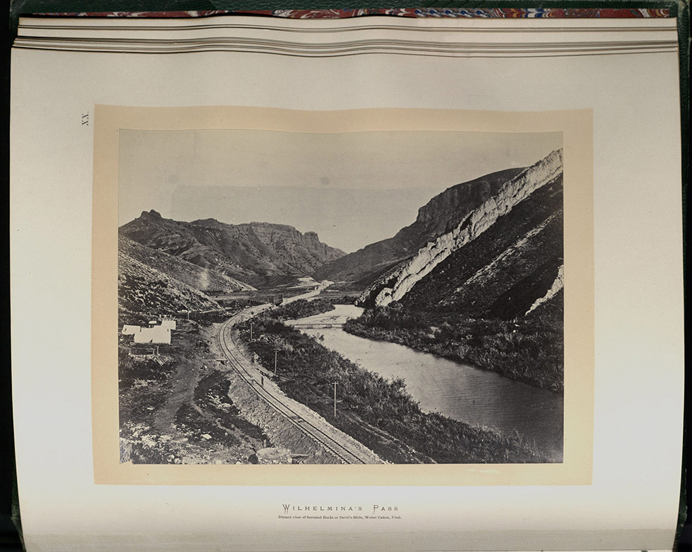 Hayden, Sun Pictures Of Rocky Mountain Scenery…, 1870