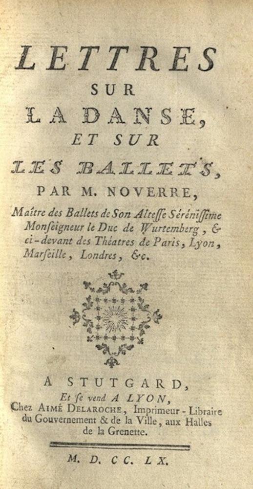 Persian Letters Montesquieu Noverre, letters sur la