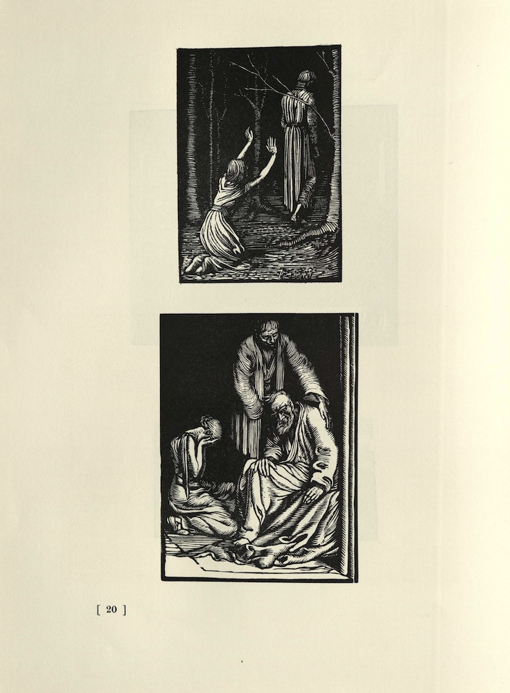 Raverat, The Wood engravings of Gwen Raverat,1959