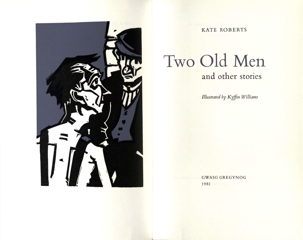 Roberts, Two old men and other stories, 1981