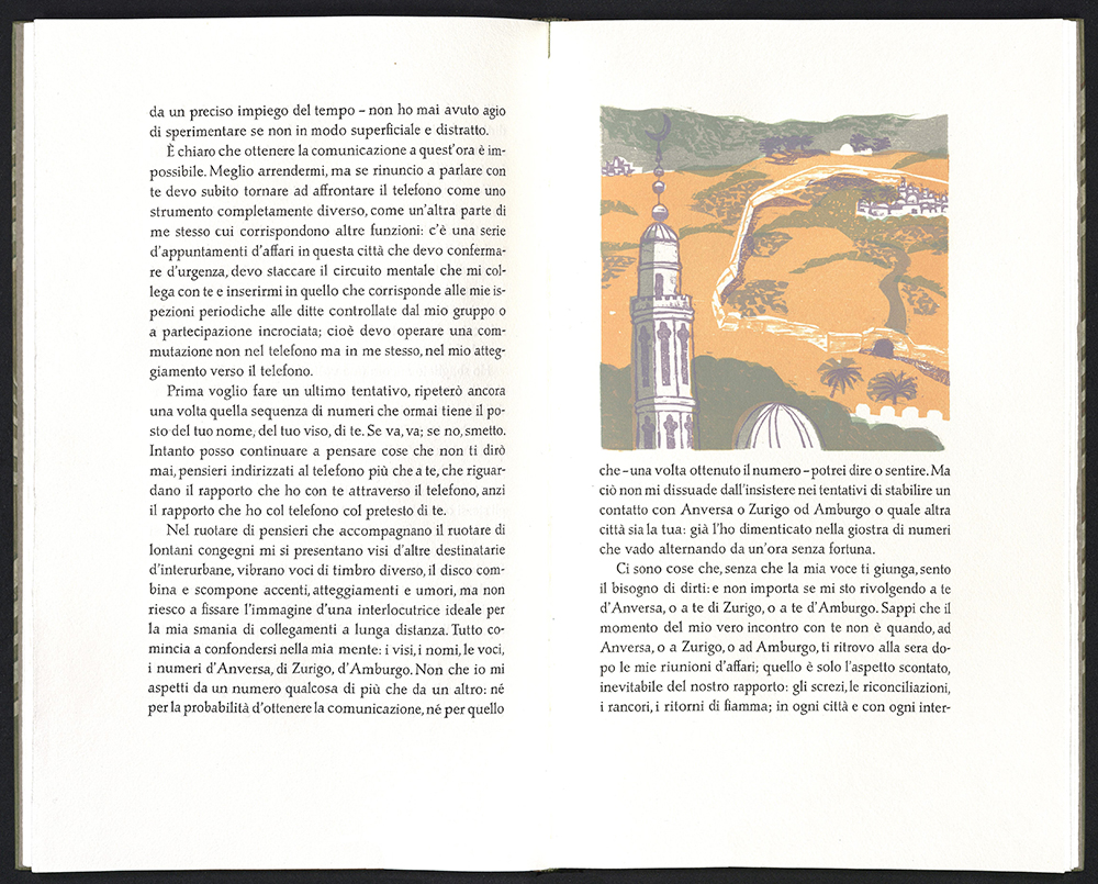 "Italo Calvino, Prima che tu dica ""pronto"", Plain Wrapper Press, 1985"
