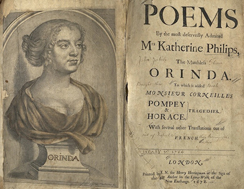 Philips, Poems, 1678
