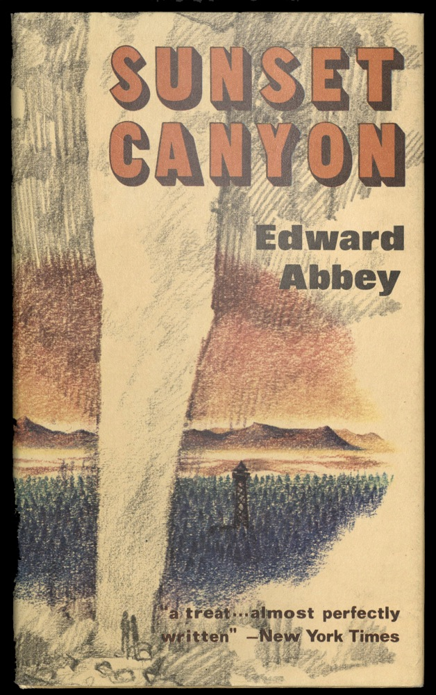 SUNSET CANYON: A NOVEL, 1972