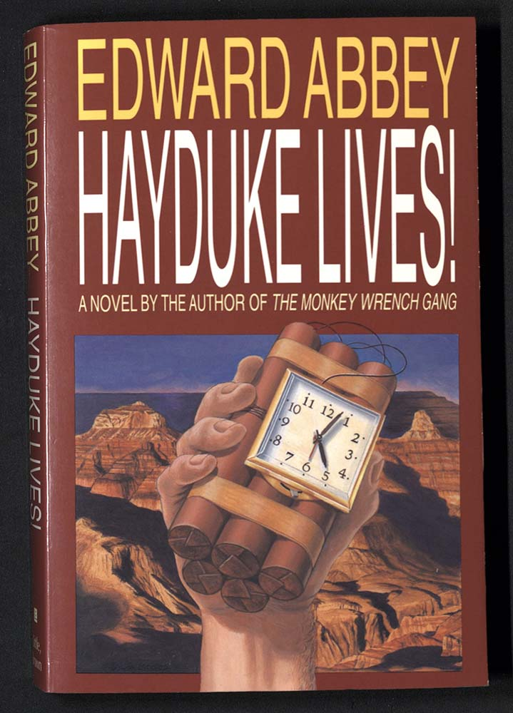 HAYDUKE LIVES!: A NOVEL, 1990