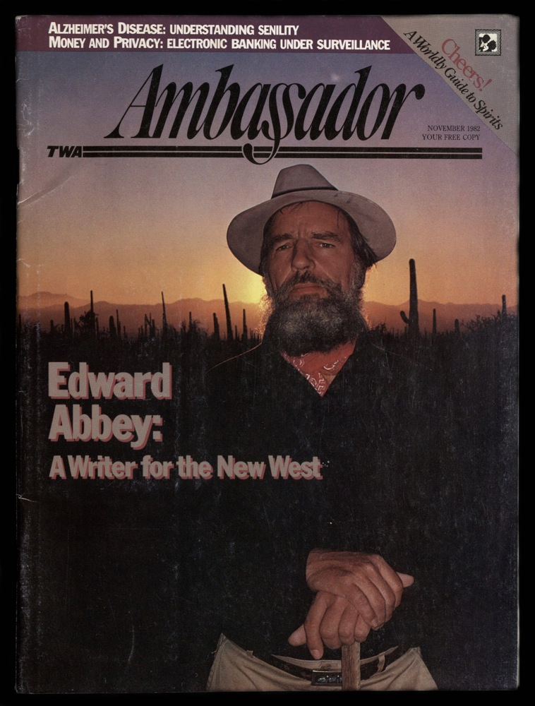 eco defense by edward abbey essay Check out our top free essays on eco defense to help you write your own essay.