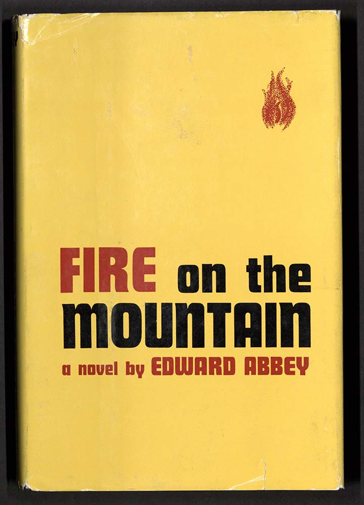 FIRE ON THE MOUNTAIN, 1962