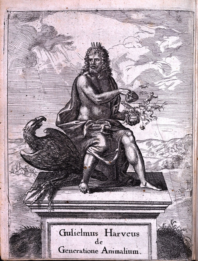 Harvey, Exercitationes, 1651