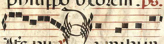 "Featured image of the Medieval Latin Hymn Fragment: ""Her mother ordered the dancing girl…"" Open Book blog post."