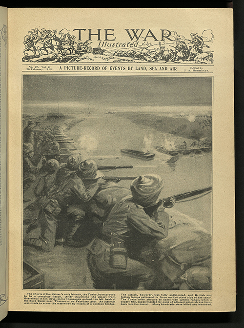 The War Illustrated, Number 27, Volume 2, 20 February 1915