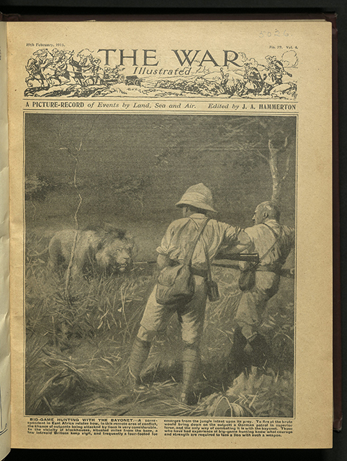 The War Illustrated, Number 79, Volume 4, 19 February 1916