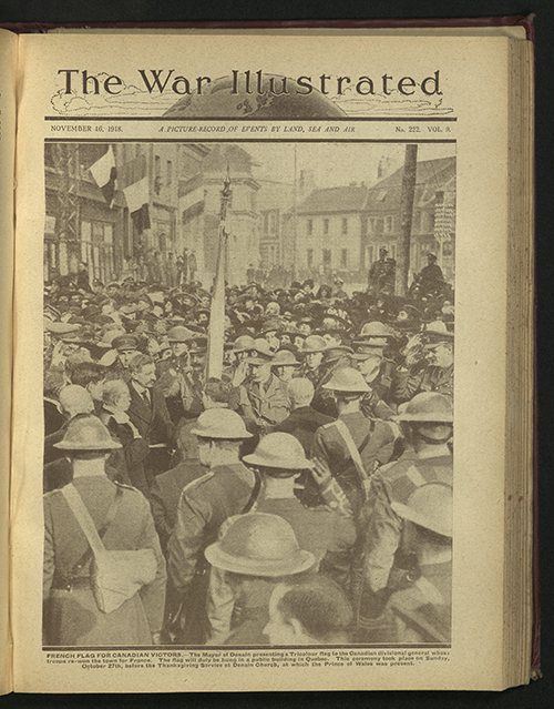 The Great War  Here and Over There - Marriott Library - The ... 7491a810405b