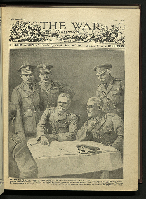 The War Illustrated, Number 157, Volume 7, 18 August 1917