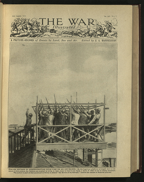The War Illustrated, Number 158, Volume 7, 25 August 1917