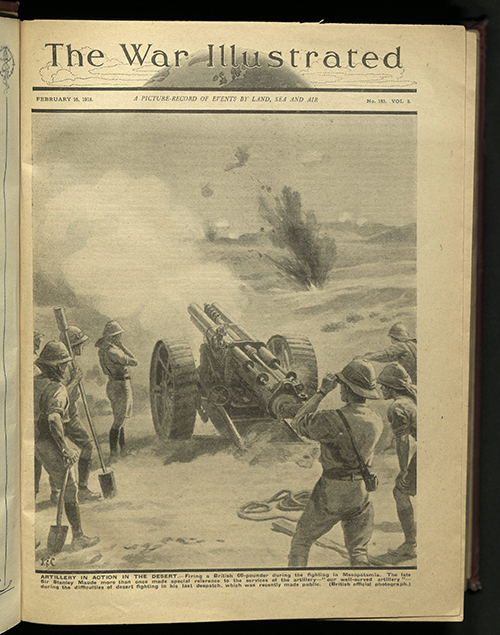 The War Illustrated, Number 183, Volume 8, 16 February 1918