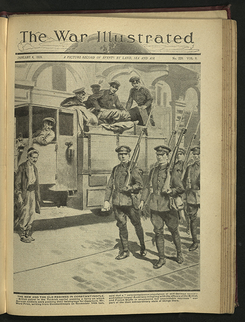 The War Illustrated, Number 229, Volume 9, 4 January 1919