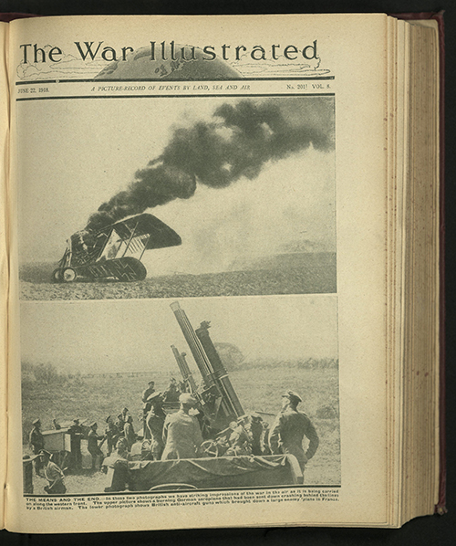 The War Illustrated, Number 201, Volume 8, 22 June 1918