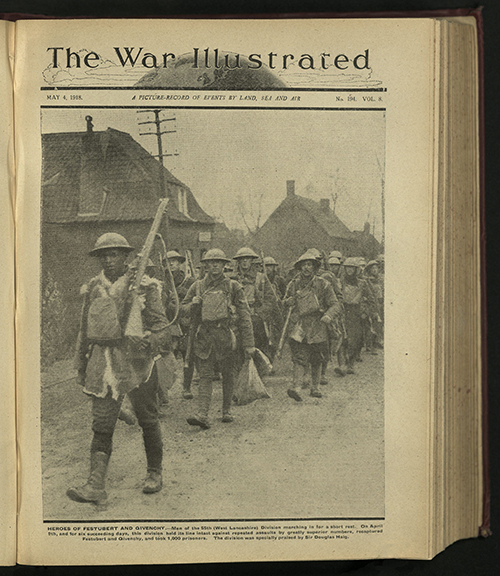 The War Illustrated, Number 194, Volume 8, 4 May 1918