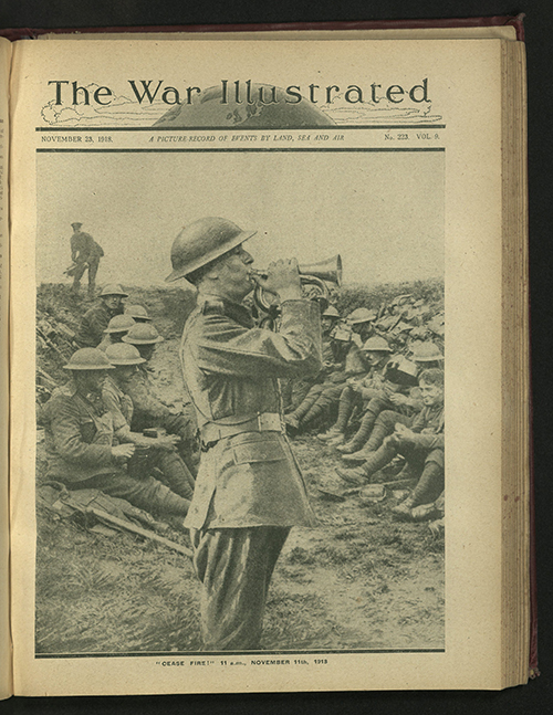 The War Illustrated, Number 223, Volume 9, 23 November 1919