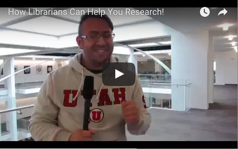 How Librarians Can Help You Research
