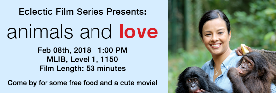 Animals and Love: Eclectic Film Series