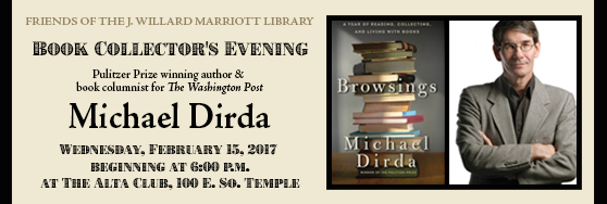 Book COllector's Evening