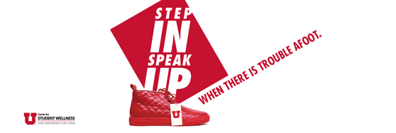 Step In Speak Up